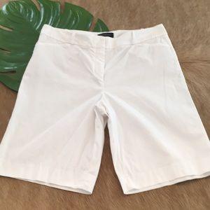 Talbots Classic Bermuda Shorts